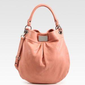 Blush Marc Jacobs Hobo Shoulder Bag